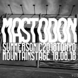 【ライブレポート】MASTODON@SUMMER SONIC 2018