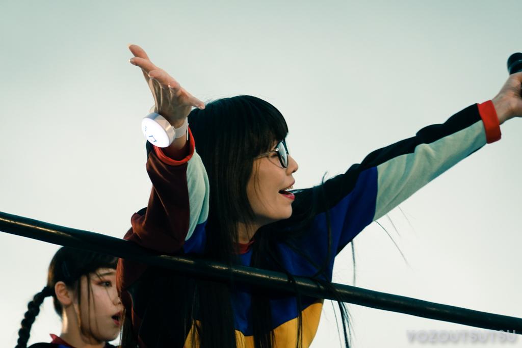 ユイ・ガ・ドクソン@夏の魔物2018 in TOKYO