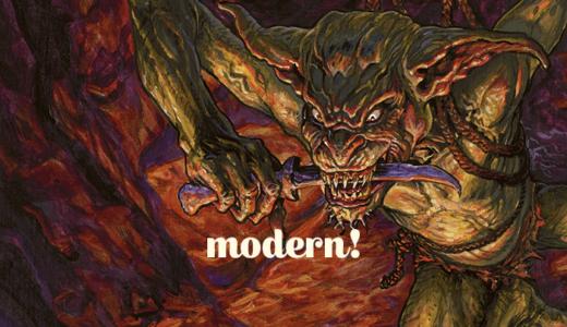 【MTG】新規アートで始めるモダン・ブリッジヴァイン編【アルティメットマスターズ】