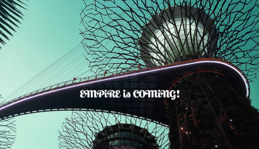 【WACKを聴くべし】EMPiRE「THE EMPiRE STRiKES START!!」【オススメ】