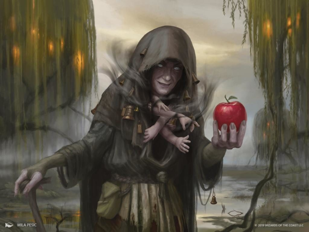 The Snow White meets Eldraine.
