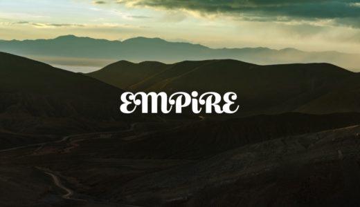 EMPiRE the GREAT JOUNEY ALBUM アルバムレビュー