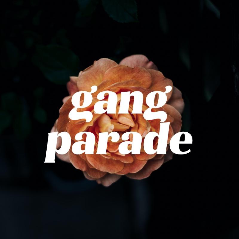 【WACK】GANG PARADEの「LOVE PARADE」がド直球でおすすめ!