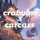 カニヴァインとCarcass「Surgical Steel」【MTGプレイヤーよ、メタルを聴くべし】