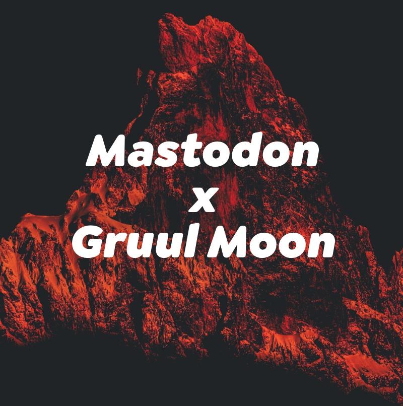 mtg metal mastodon gruul moon グルールムーンとマストドン