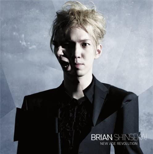 【Ryan.B】NEW AGE REVOLUTION【ブライアン新世界】