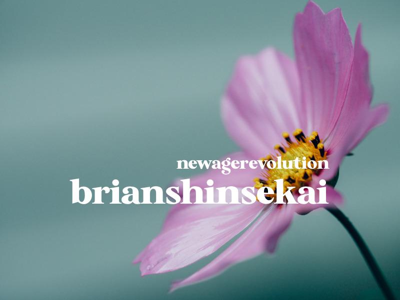 ブライアン新世界 new age revolution