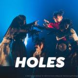 【ライブレポート】HOLESを観た【鶯籠編】写真あり