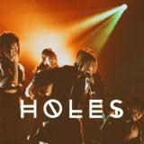 【ライブレポート】HOLES PIGGS TSUTAYA O-EAST 20201103