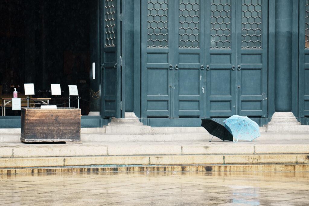 【作例】α7SIIIとBatis135で雨の日スナップ
